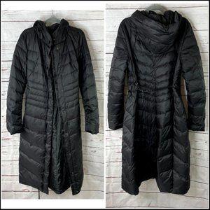 Krismile Women's Hooded Down Puffer Jacket Size L